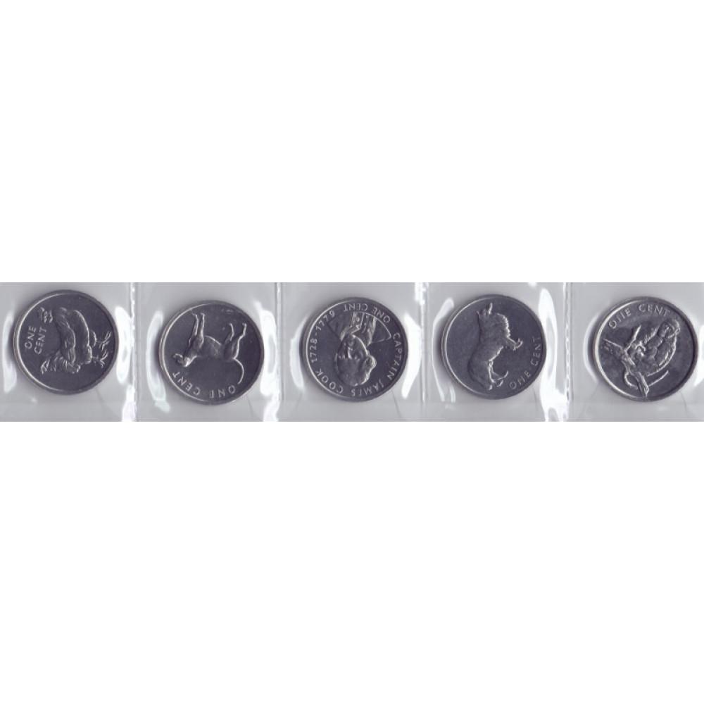 Набор монет 2003 Острова Кука