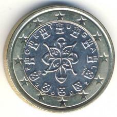 1 евро 2002 Португалия - 1 euro 2002 Portugal