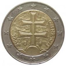 1 евро 2009 Словакия