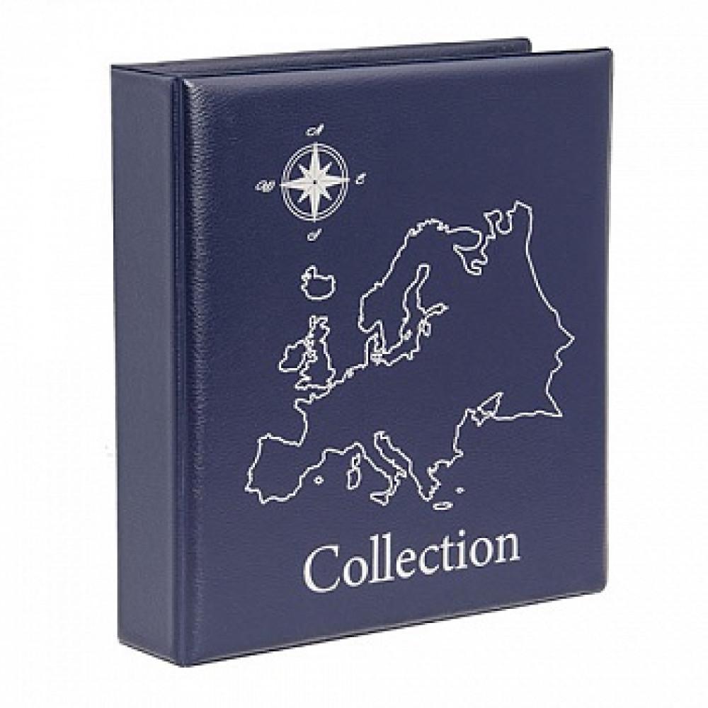"""Альбом для монет """"Эконом-Карта"""" без листов. Стандарт OPTIMA. Размер 230Х270 мм."""