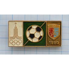 """Значок """"Олимпиада Киев -1980"""""""