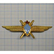 """Знак """"Военный летчик не имеющий классности"""""""