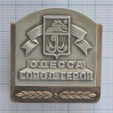 "Значок ""Города-Герои"" Одесса"