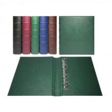 Альбом вертикальный формата Стандарт-Кожзам для монет, бон, значков и других видов коллекционирования