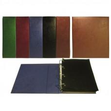 Альбом вертикальный для значков Классик-Grand+, с листами на ткани