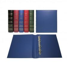 Альбом вертикальный формата Элит-Кожзам+ для монет, бон, значков и других видов коллекционирования