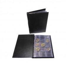 Монетник на 120 монет (листы клапанные)