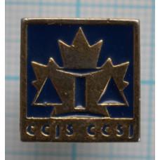 Значок - Иностранный, Канада
