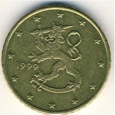 50 евроцентов 1999 Финляндия - 50 euro cents 1999 Finland