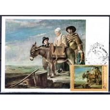 Картмаксимум 1972 год, СГ ПД, Семейство молочницы, Луи Ленен