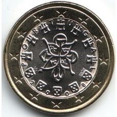 1 евро 2008 Португалия - 1 euro 2008 Portugal