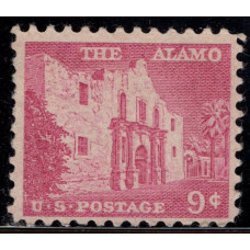 1954 -1973. Почтовая марка США. Вопрос свободы. 9 центов