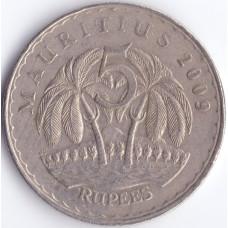 Монета 5 рупий 2009 Маврикий - 5 rupees 2009 Mauritius