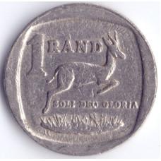 Монета 1 ранд 1994 ЮАР - 1 rand 1994 South Africa, из оборота