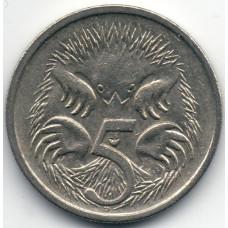 5 центов 1988 Австралия - 5 cents 1988 Australia