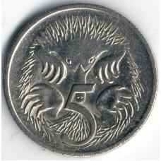 5 центов 2003 Австралия - 5 cents 2003 Australia