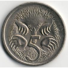 5 центов 2000 Австралия - 5 cents 2000 Australia
