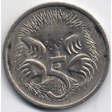 5 центов 1984 Австралия - 5 cents 1984 Australia