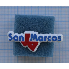 "Значок ""San Marcos"""
