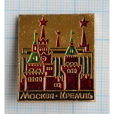 Значок - Москва Кремль