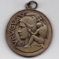 Медаль - Уругвай. Торговая корпорация Midober. Открытие офиса в СССР, Москва. 1986
