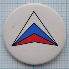 Значок - Триколор, эмблема, флаг