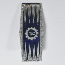 Значок MC, промышленность, завод
