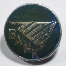 Значок BANK, банк