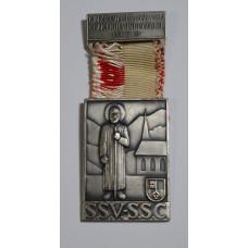 Значок - Индивидуальный конкурс в Германии 1958 года (PAUL RRAMER)