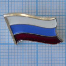 Значок - Флаг России