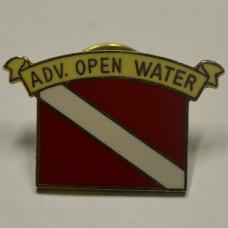 Значок - Флаг adv. open water