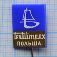 Значок - Textilimpex Польша