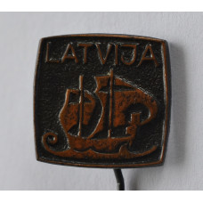 "Значок серии ""Латвия"""