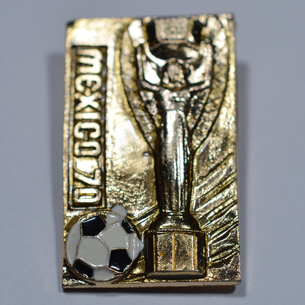 Футбольный значок - Mexico 70, Мексика 1970, Чемпионат мира по футболу