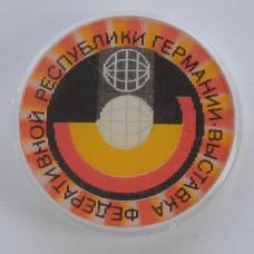 Значок Выставка Федеративной Республики Германии