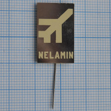 Значок - NELAMIN (самолет, авиация)
