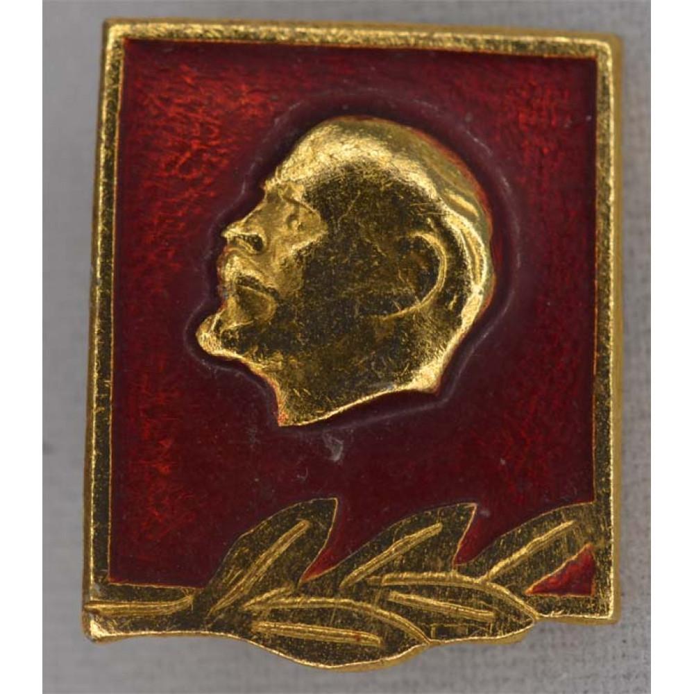 Нагрудный знак В.И. Ленин ветвь