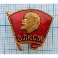 Членский знак ВЛКСМ, Тяжелый