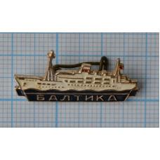 "Значок Лайнер ""Балтика"", СССР"