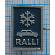 Значок - Ралли