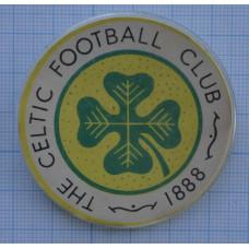 "Значок ""The Celtic Football Club 1888"""