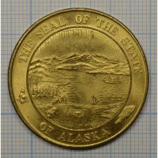 Жетон - Аляска