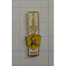 """Серия-1 """"Олимпиада XXII, Москва 80"""" - ручной мяч"""