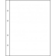 "Лист для хранения бон, открыток, календариков на 1 ячейку. Стандарт ""GRAND"". Размер 250Х310мм."