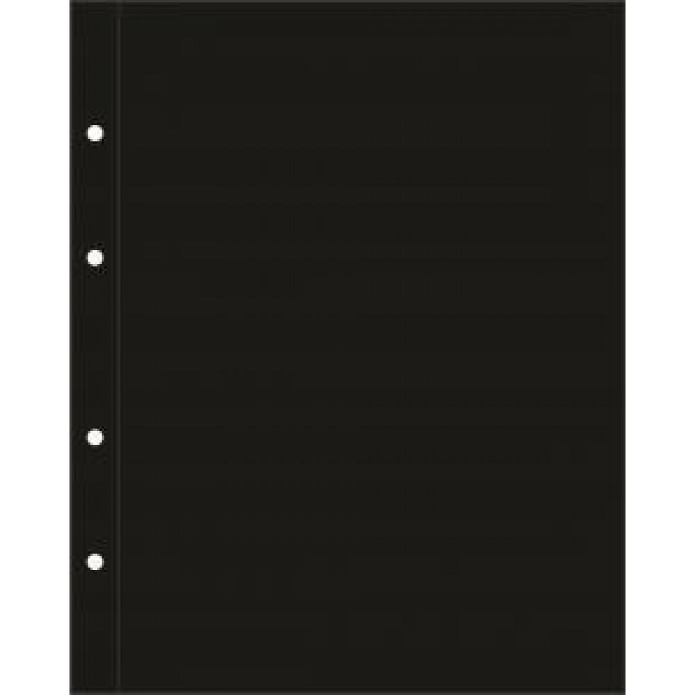 """Лист промежуточный - Черный или Белый. Стандарт """"OPTIMA"""". Размер 200Х250 мм."""