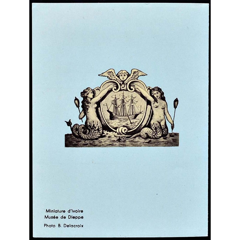 1967 Декабрь Буклет Франция Красный Крест