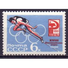 1964, июль. ХVIII Олимпийские игры в Токио, Прыжки в высоту