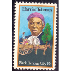 1978 Январь США Черное Наследие США Гарриет Табмен 13 центов