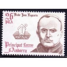 1983 Декабрь Андорра Испанский Епископ 26 песет