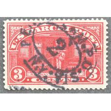 1913 США Марка Бандерольных Отправлений 3 цента